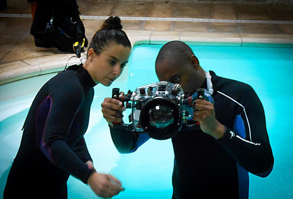 photographie underwater