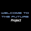 logo FUTURE welcome to the future