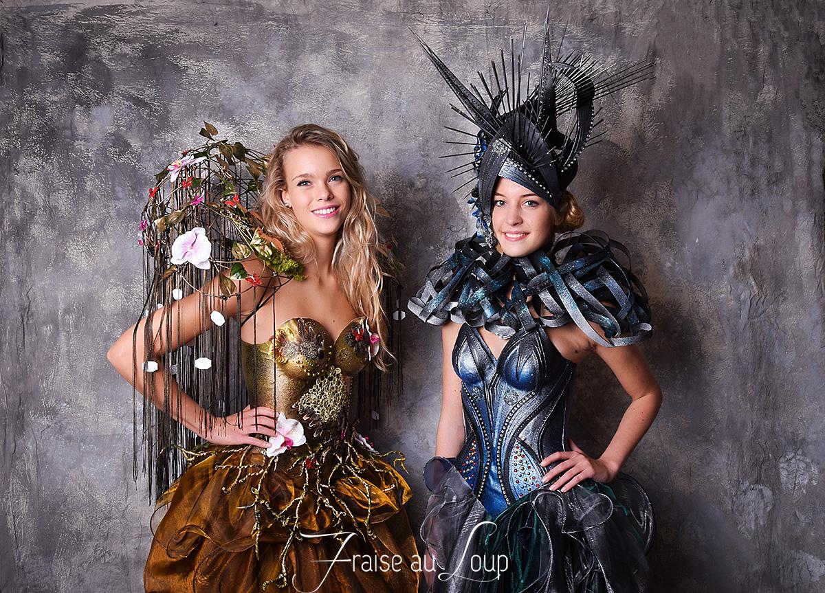 Costume régional Miss Centre Val de Loire et Auvergne election miss France 2017