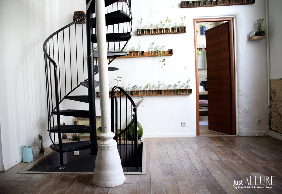 Loft appartement paris tournage de clip video cinéma