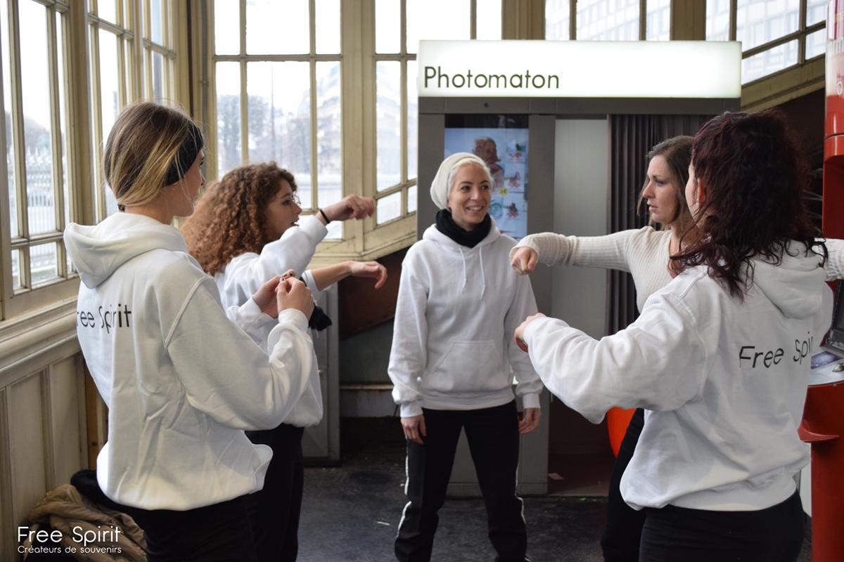 répétition training The OA 5 movements