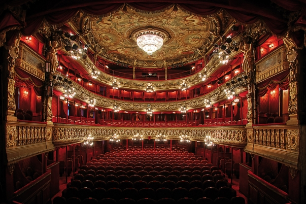 Theatre du Palais Royal à Paris
