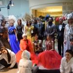 Mannequin Challenge par Free Spirit et Fraise au Loup chez la Barbière de Paris avec des créations hipster