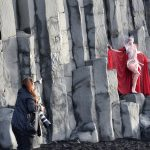 Free Spirit shooting photo en Islande The Essence of Life - Fonte des glaciers